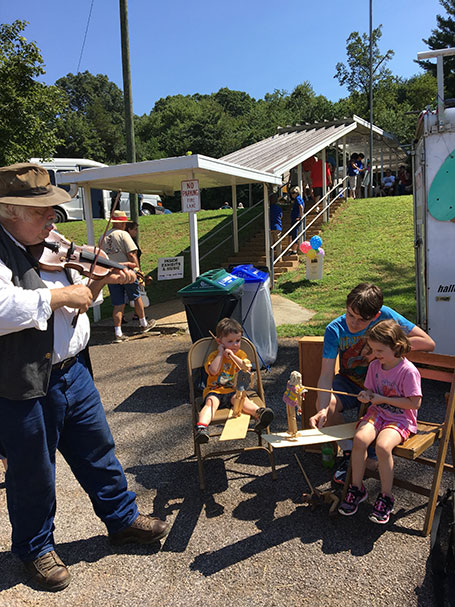 franklin area folk festival