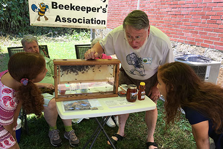 bee keepers association franklin nc